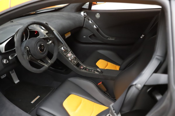 Used 2015 McLaren 650S LeMans for sale $299,900 at Alfa Romeo of Westport in Westport CT 06880 18