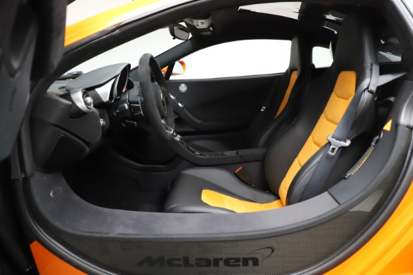 Used 2015 McLaren 650S LeMans for sale $299,900 at Alfa Romeo of Westport in Westport CT 06880 19
