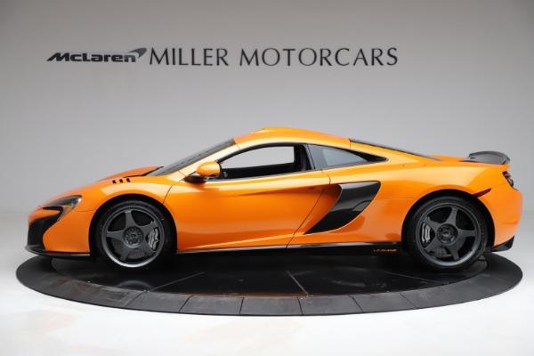 Used 2015 McLaren 650S LeMans for sale $299,900 at Alfa Romeo of Westport in Westport CT 06880 2
