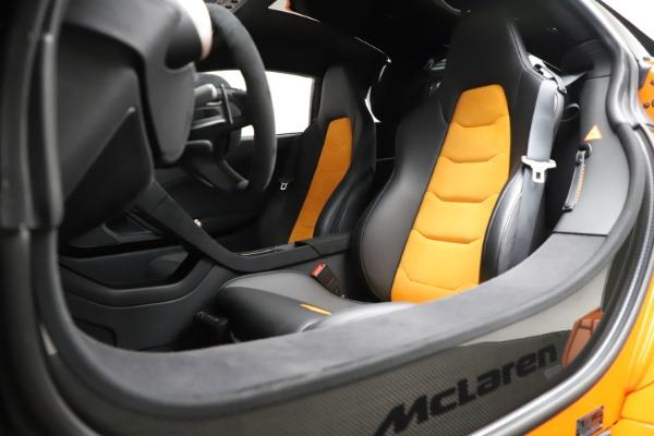 Used 2015 McLaren 650S LeMans for sale $299,900 at Alfa Romeo of Westport in Westport CT 06880 20