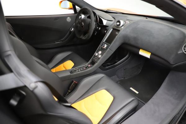 Used 2015 McLaren 650S LeMans for sale $299,900 at Alfa Romeo of Westport in Westport CT 06880 21