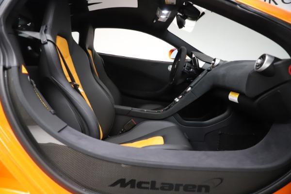 Used 2015 McLaren 650S LeMans for sale $299,900 at Alfa Romeo of Westport in Westport CT 06880 22