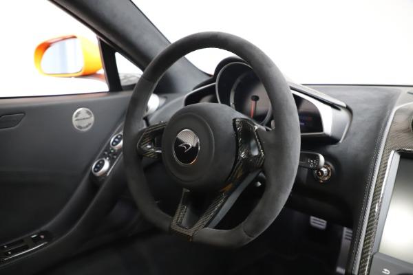 Used 2015 McLaren 650S LeMans for sale $299,900 at Alfa Romeo of Westport in Westport CT 06880 24