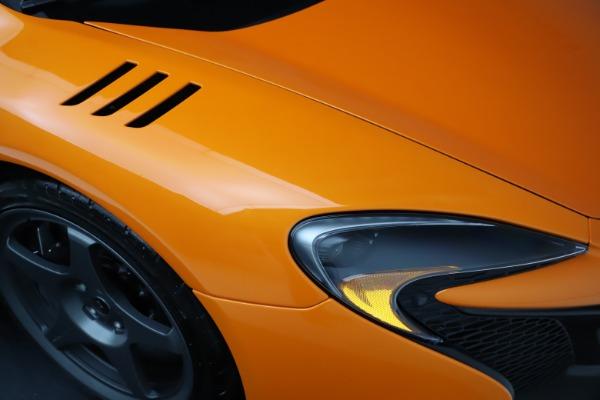 Used 2015 McLaren 650S LeMans for sale $299,900 at Alfa Romeo of Westport in Westport CT 06880 26