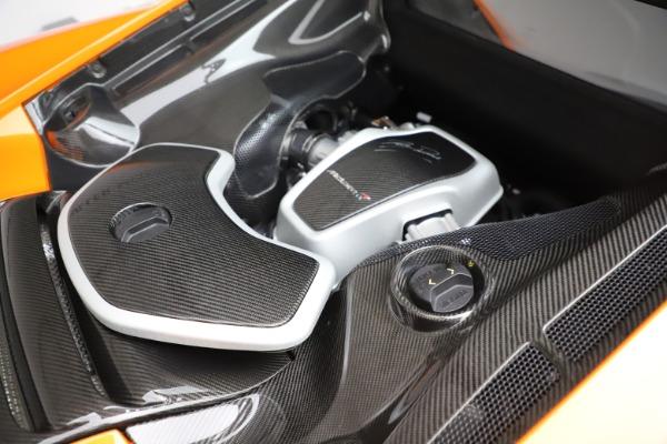 Used 2015 McLaren 650S LeMans for sale $299,900 at Alfa Romeo of Westport in Westport CT 06880 28
