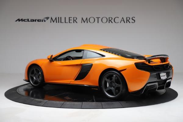 Used 2015 McLaren 650S LeMans for sale $299,900 at Alfa Romeo of Westport in Westport CT 06880 3