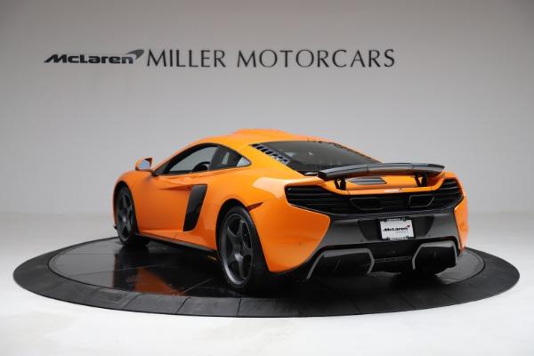 Used 2015 McLaren 650S LeMans for sale $299,900 at Alfa Romeo of Westport in Westport CT 06880 4