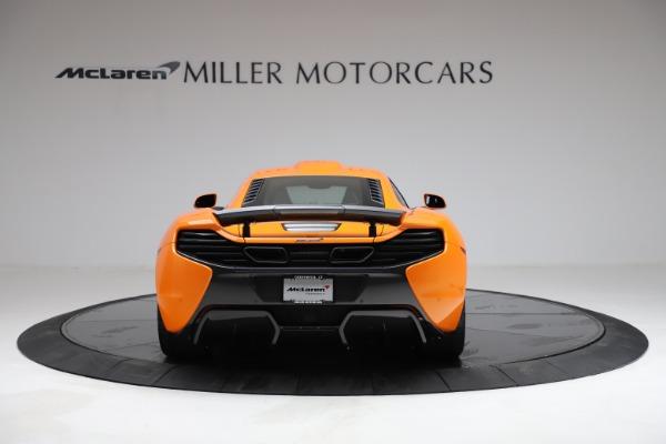 Used 2015 McLaren 650S LeMans for sale $299,900 at Alfa Romeo of Westport in Westport CT 06880 5
