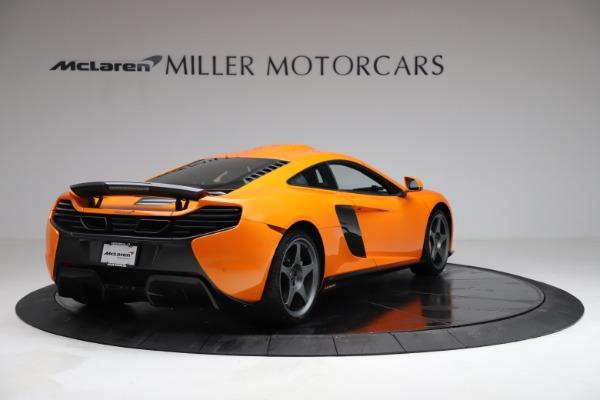 Used 2015 McLaren 650S LeMans for sale $299,900 at Alfa Romeo of Westport in Westport CT 06880 6