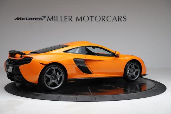 Used 2015 McLaren 650S LeMans for sale $299,900 at Alfa Romeo of Westport in Westport CT 06880 7