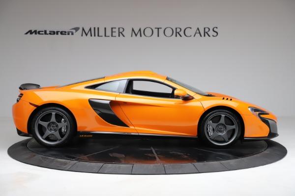 Used 2015 McLaren 650S LeMans for sale $299,900 at Alfa Romeo of Westport in Westport CT 06880 8