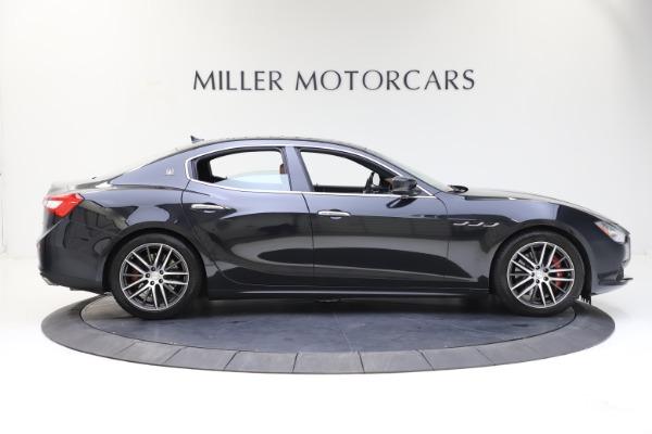 Used 2014 Maserati Ghibli S Q4 for sale Call for price at Alfa Romeo of Westport in Westport CT 06880 10