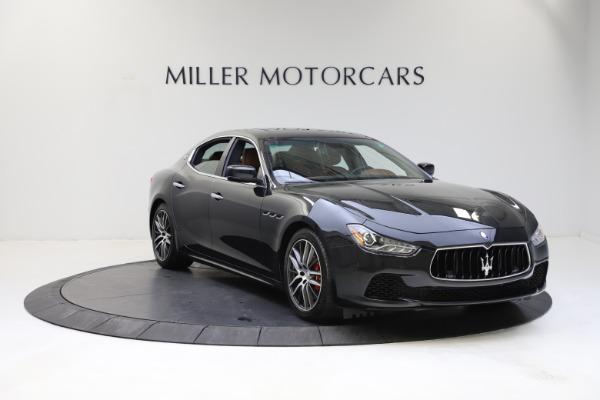 Used 2014 Maserati Ghibli S Q4 for sale Call for price at Alfa Romeo of Westport in Westport CT 06880 12