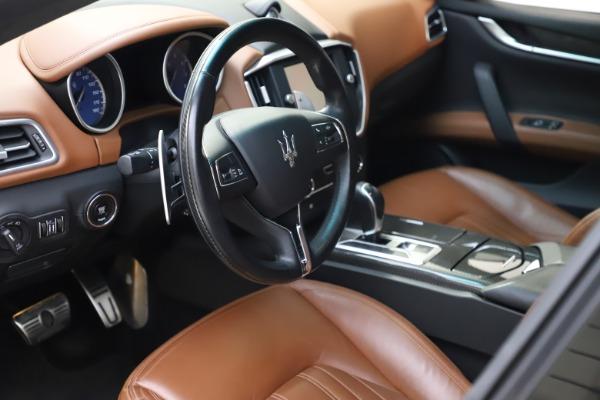 Used 2014 Maserati Ghibli S Q4 for sale Call for price at Alfa Romeo of Westport in Westport CT 06880 14