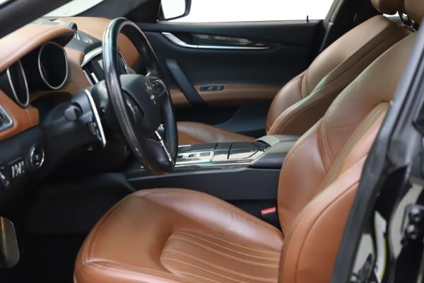 Used 2014 Maserati Ghibli S Q4 for sale Call for price at Alfa Romeo of Westport in Westport CT 06880 15