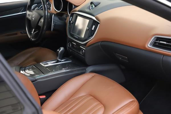 Used 2014 Maserati Ghibli S Q4 for sale Call for price at Alfa Romeo of Westport in Westport CT 06880 19