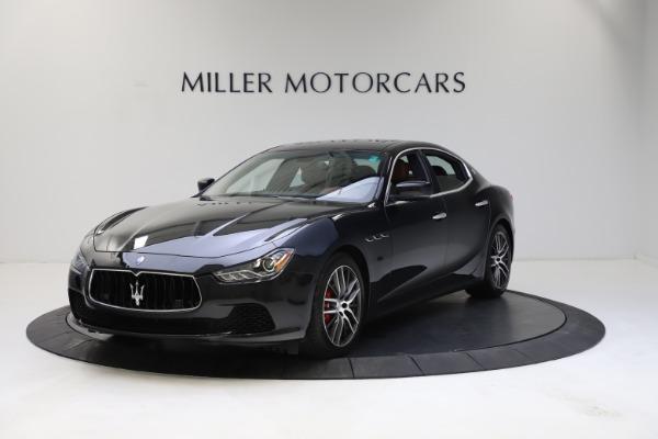 Used 2014 Maserati Ghibli S Q4 for sale Call for price at Alfa Romeo of Westport in Westport CT 06880 2