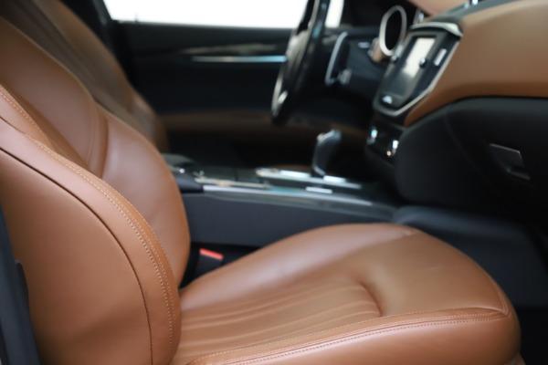 Used 2014 Maserati Ghibli S Q4 for sale Call for price at Alfa Romeo of Westport in Westport CT 06880 20