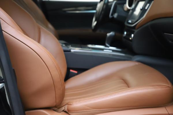 Used 2014 Maserati Ghibli S Q4 for sale Call for price at Alfa Romeo of Westport in Westport CT 06880 21
