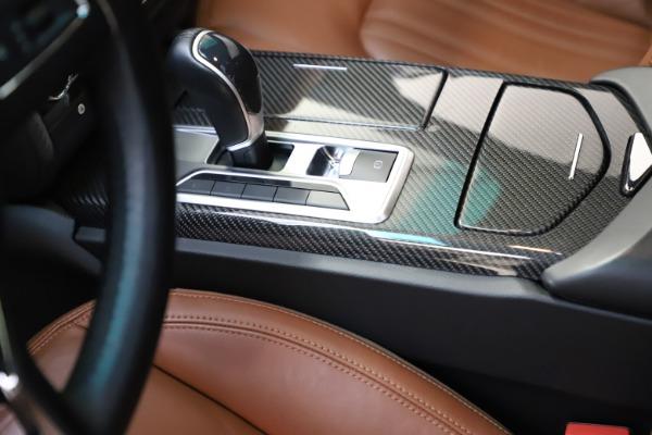 Used 2014 Maserati Ghibli S Q4 for sale Call for price at Alfa Romeo of Westport in Westport CT 06880 22