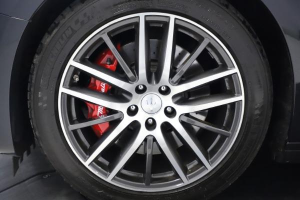 Used 2014 Maserati Ghibli S Q4 for sale Call for price at Alfa Romeo of Westport in Westport CT 06880 24