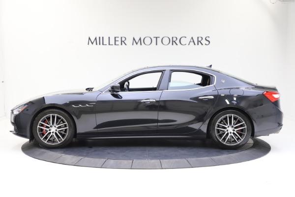 Used 2014 Maserati Ghibli S Q4 for sale Call for price at Alfa Romeo of Westport in Westport CT 06880 3