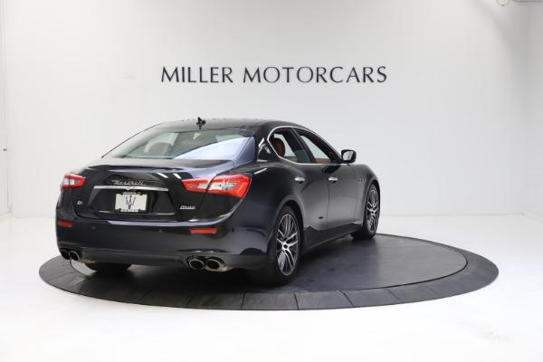 Used 2014 Maserati Ghibli S Q4 for sale Call for price at Alfa Romeo of Westport in Westport CT 06880 7