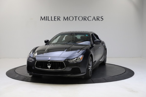 Used 2014 Maserati Ghibli S Q4 for sale Call for price at Alfa Romeo of Westport in Westport CT 06880 1