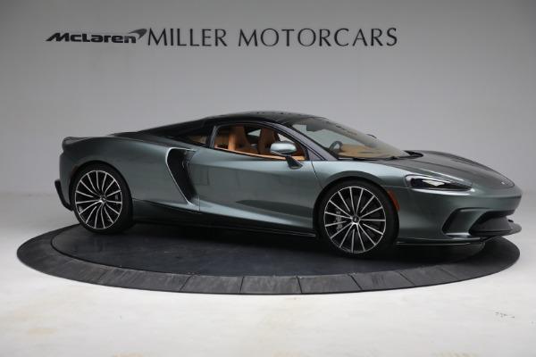 Used 2021 McLaren GT LUXE for sale Call for price at Alfa Romeo of Westport in Westport CT 06880 10