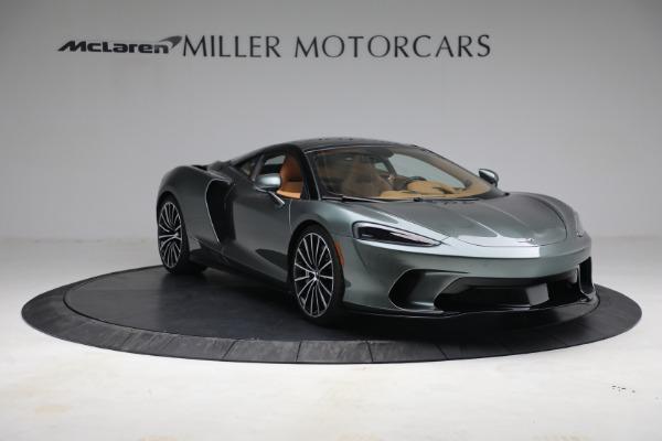 Used 2021 McLaren GT LUXE for sale Call for price at Alfa Romeo of Westport in Westport CT 06880 11