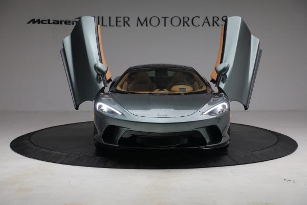 Used 2021 McLaren GT LUXE for sale Call for price at Alfa Romeo of Westport in Westport CT 06880 13