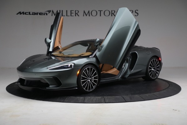 Used 2021 McLaren GT LUXE for sale Call for price at Alfa Romeo of Westport in Westport CT 06880 14