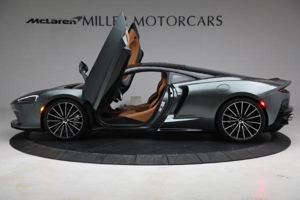 Used 2021 McLaren GT LUXE for sale Call for price at Alfa Romeo of Westport in Westport CT 06880 15