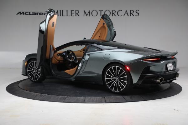 Used 2021 McLaren GT LUXE for sale Call for price at Alfa Romeo of Westport in Westport CT 06880 16