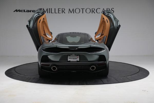 Used 2021 McLaren GT LUXE for sale Call for price at Alfa Romeo of Westport in Westport CT 06880 17