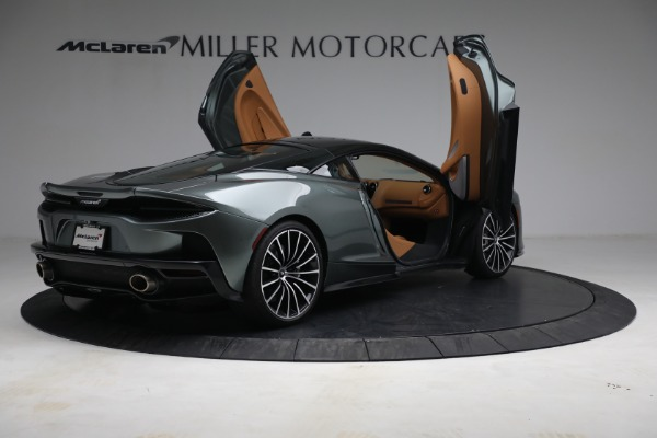 Used 2021 McLaren GT LUXE for sale Call for price at Alfa Romeo of Westport in Westport CT 06880 18