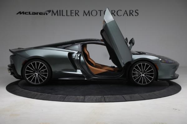 Used 2021 McLaren GT LUXE for sale Call for price at Alfa Romeo of Westport in Westport CT 06880 19