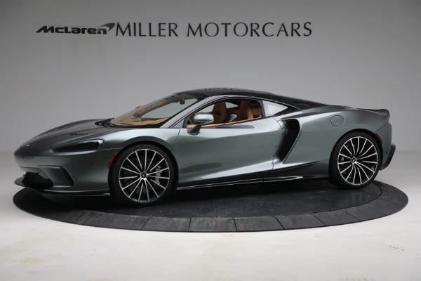 New 2021 McLaren GT LUXE for sale $214,005 at Alfa Romeo of Westport in Westport CT 06880 2