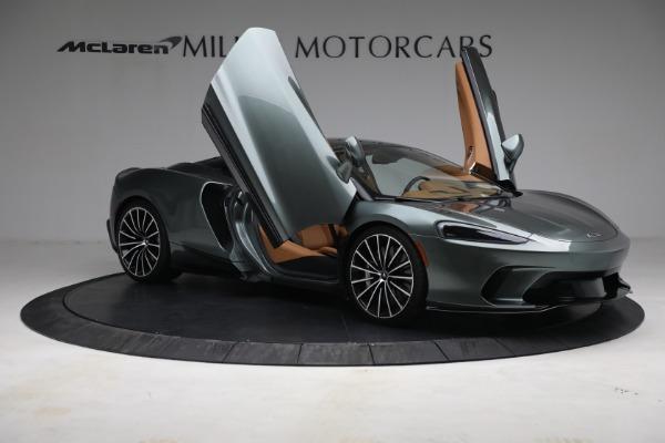 Used 2021 McLaren GT LUXE for sale Call for price at Alfa Romeo of Westport in Westport CT 06880 20
