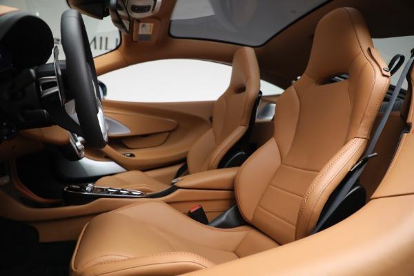Used 2021 McLaren GT LUXE for sale Call for price at Alfa Romeo of Westport in Westport CT 06880 21