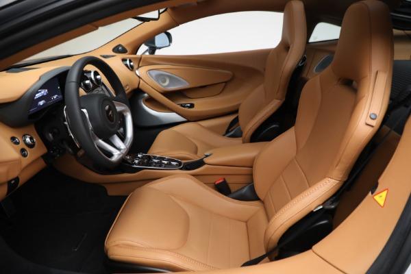 Used 2021 McLaren GT LUXE for sale Call for price at Alfa Romeo of Westport in Westport CT 06880 22