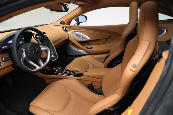 Used 2021 McLaren GT LUXE for sale Call for price at Alfa Romeo of Westport in Westport CT 06880 23