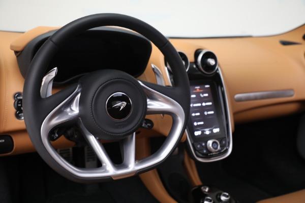 Used 2021 McLaren GT LUXE for sale Call for price at Alfa Romeo of Westport in Westport CT 06880 24