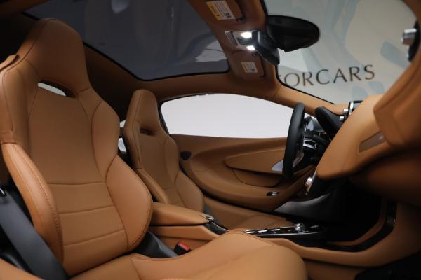 Used 2021 McLaren GT LUXE for sale Call for price at Alfa Romeo of Westport in Westport CT 06880 25
