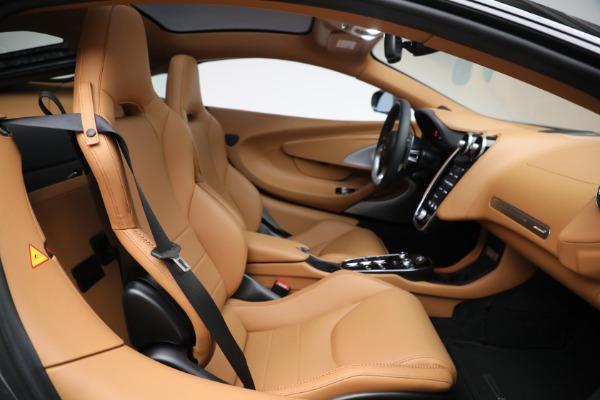 Used 2021 McLaren GT LUXE for sale Call for price at Alfa Romeo of Westport in Westport CT 06880 26