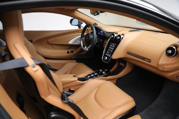 Used 2021 McLaren GT LUXE for sale Call for price at Alfa Romeo of Westport in Westport CT 06880 27