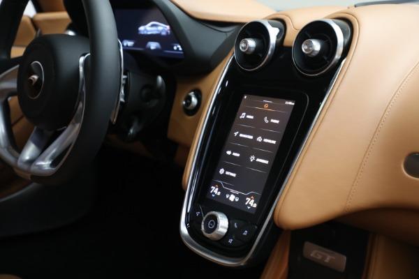 Used 2021 McLaren GT LUXE for sale Call for price at Alfa Romeo of Westport in Westport CT 06880 28