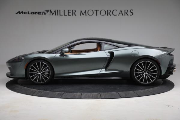New 2021 McLaren GT LUXE for sale $214,005 at Alfa Romeo of Westport in Westport CT 06880 3