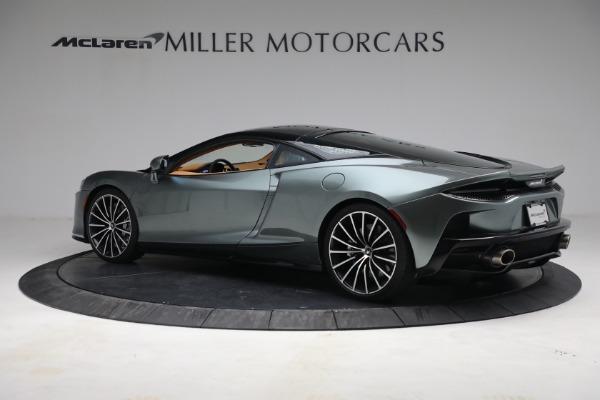 New 2021 McLaren GT LUXE for sale $214,005 at Alfa Romeo of Westport in Westport CT 06880 4
