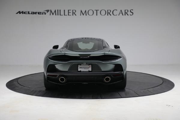 Used 2021 McLaren GT LUXE for sale Call for price at Alfa Romeo of Westport in Westport CT 06880 6
